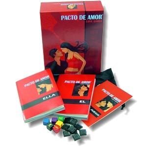 PACTO DE AMOR, PASION Y AVENTURA